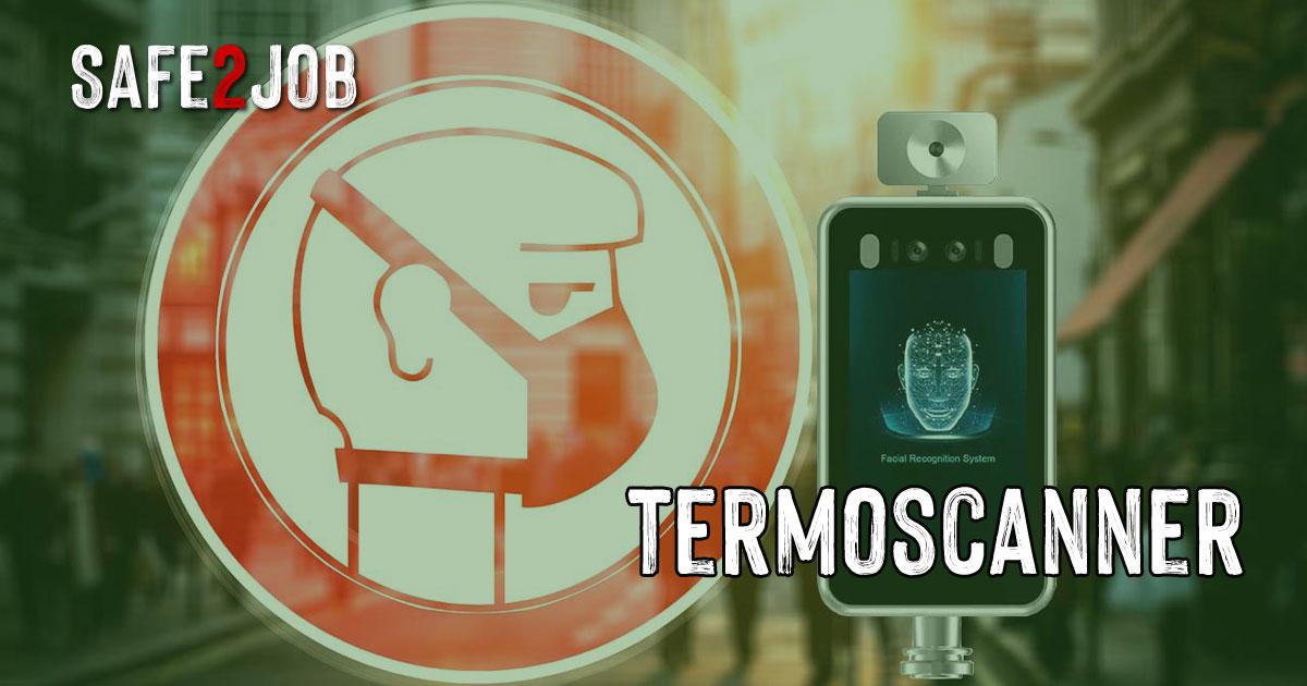Termoscanner Safe2Job